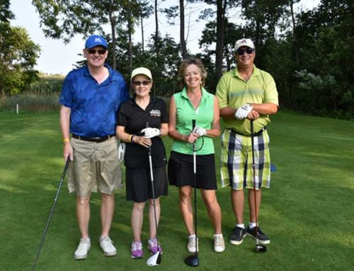 Charity golf tournament raises $24,000 for the Farley Foundation
